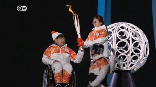 Inaugurados los Paralímpicos de Invierno