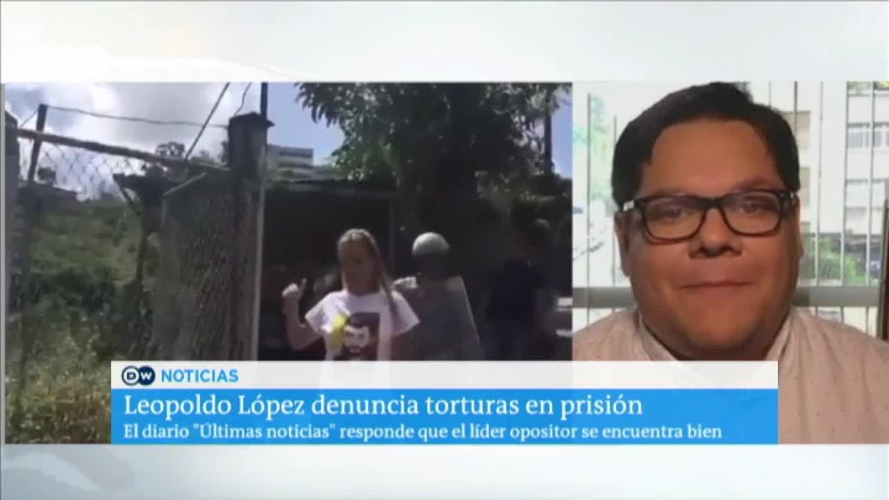 Incertidumbre sobre el estado real de Leopoldo López