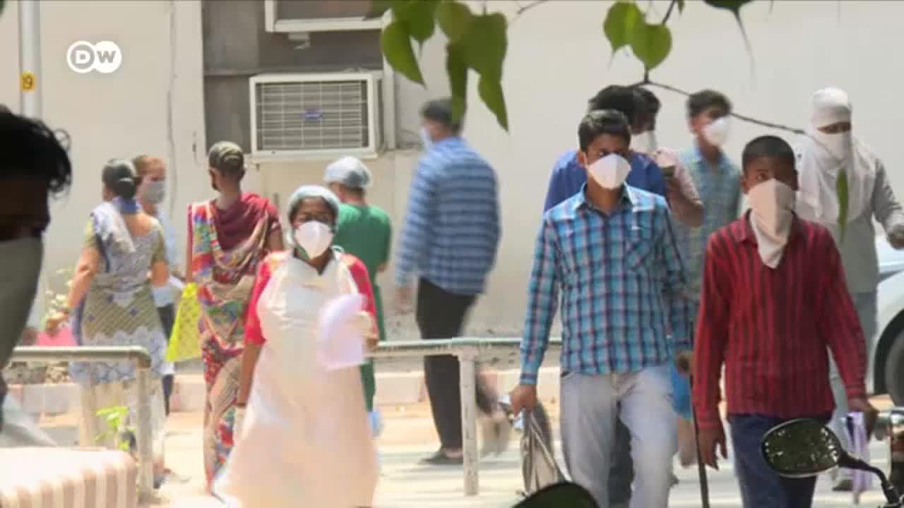 India: La pandemia golpea a los más pobres