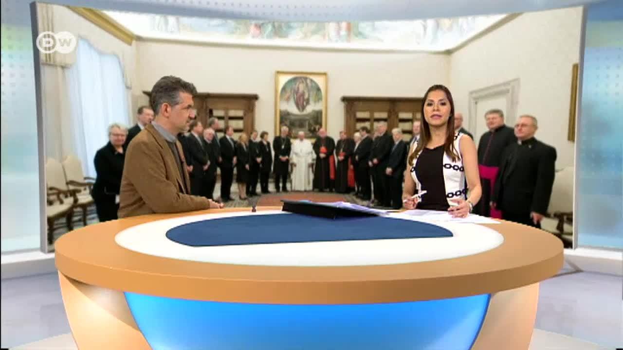 Inédito encuentro en el Vaticano