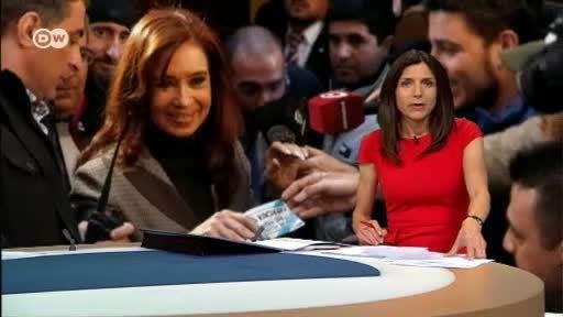Inhiben los bienes de Cristina Fernández de Kirchner