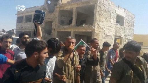 Inminente ofensiva en Idlib