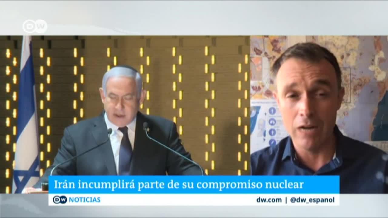 Israel desconfía de los objetivos nucleares de Rohaní