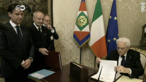 Italia tendrá su prmer gobierno populista