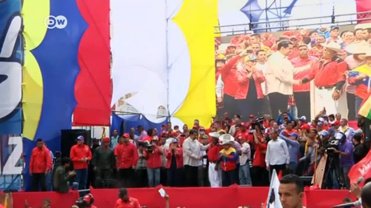 Juan Guaidó se autoproclamó hace tres meses presidente interino