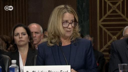 Kavanaugh bajo presión por presunto abuso sexual