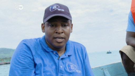 Kenia: Pescado congelado del lago Victoria