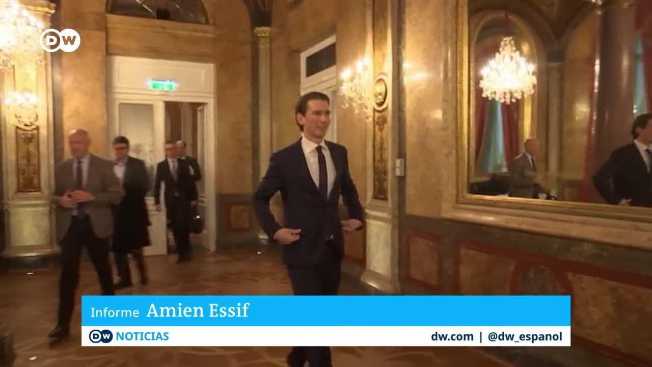 Kurz: el niño prodigio de la política austriaca