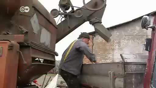 La agricultura ucraniana se moderniza