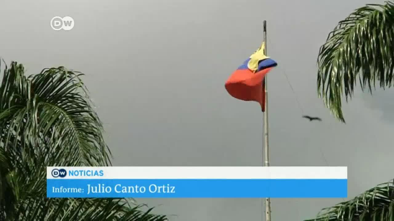 La Asamblea Nacional declara a Maduro en abandono del cargo