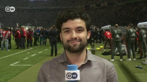 La Copa de Alemania con un ganador inesperado