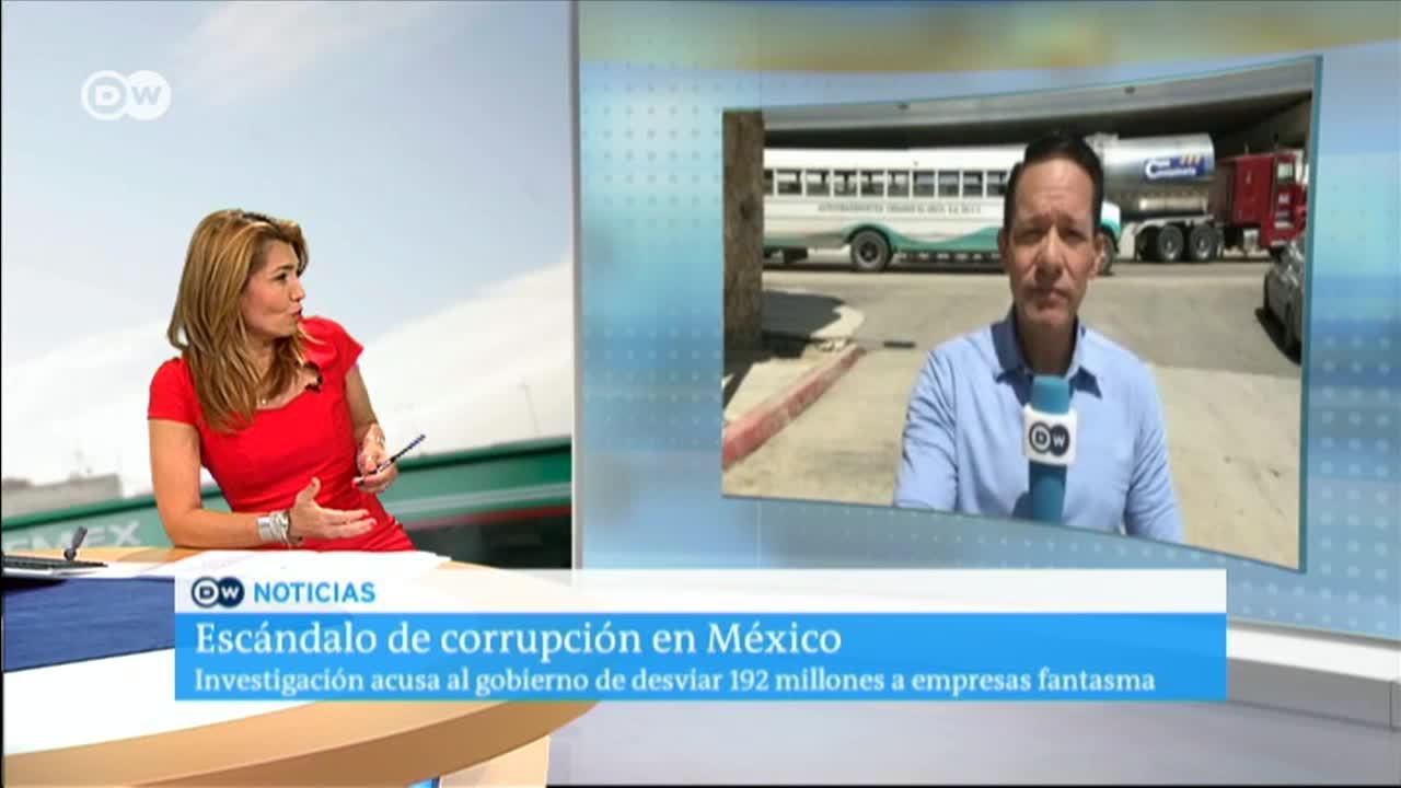 La estafa maestra: nuevo escándalo de corrupción en México