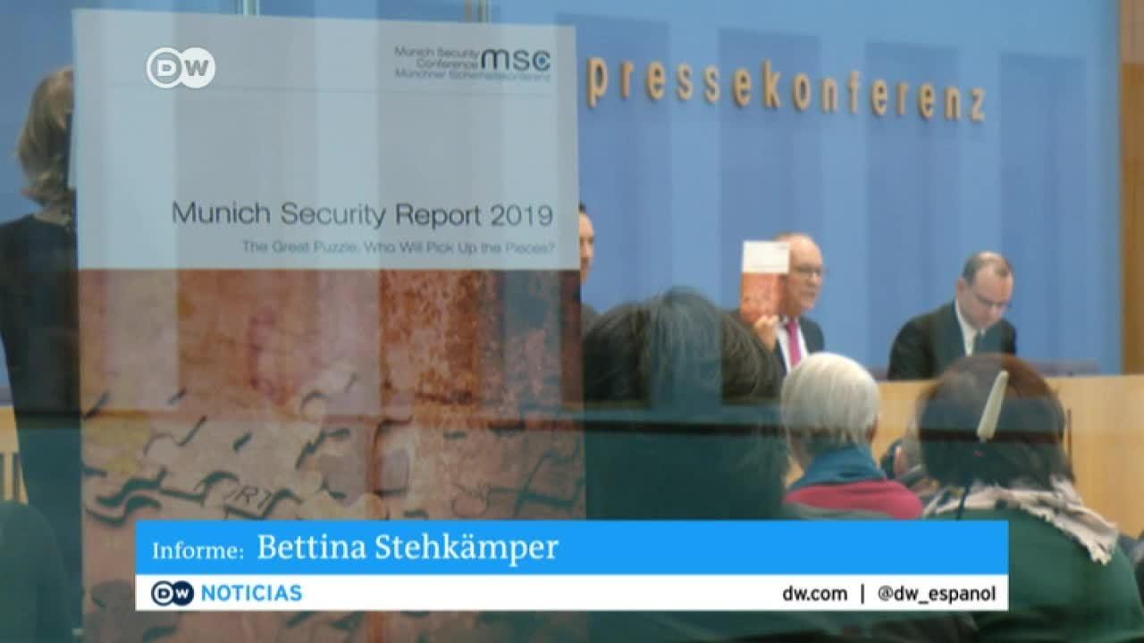 La inseguridad global preocupa en Múnich