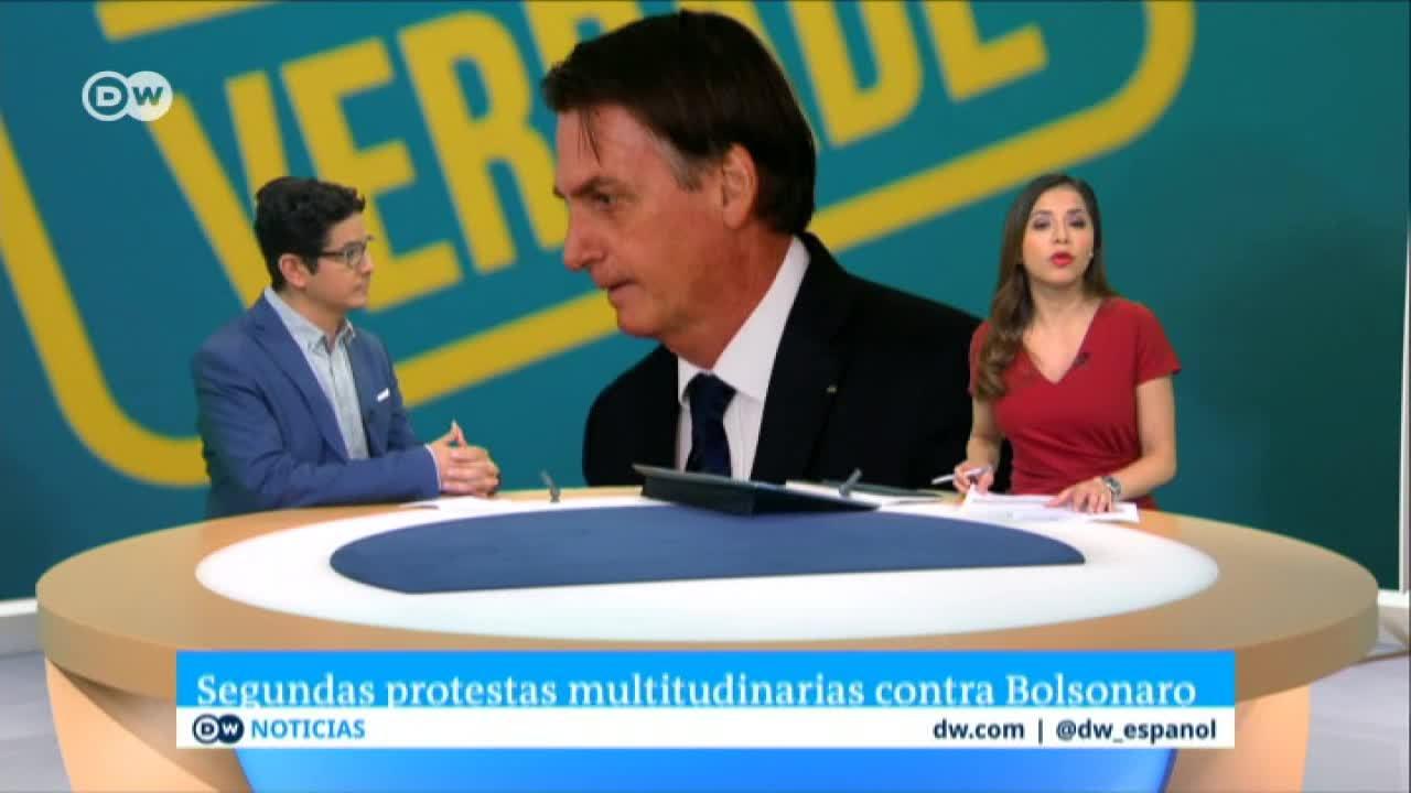 Las dificultades de Bolsonaro