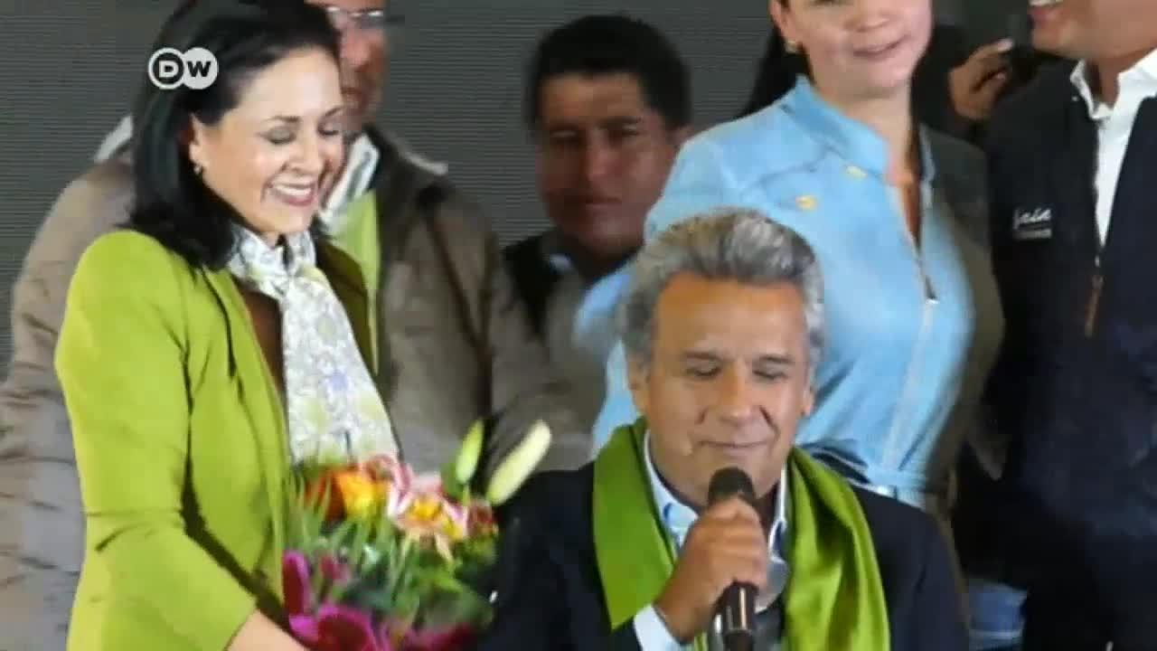 Lasso no reconoce resultados en Ecuador