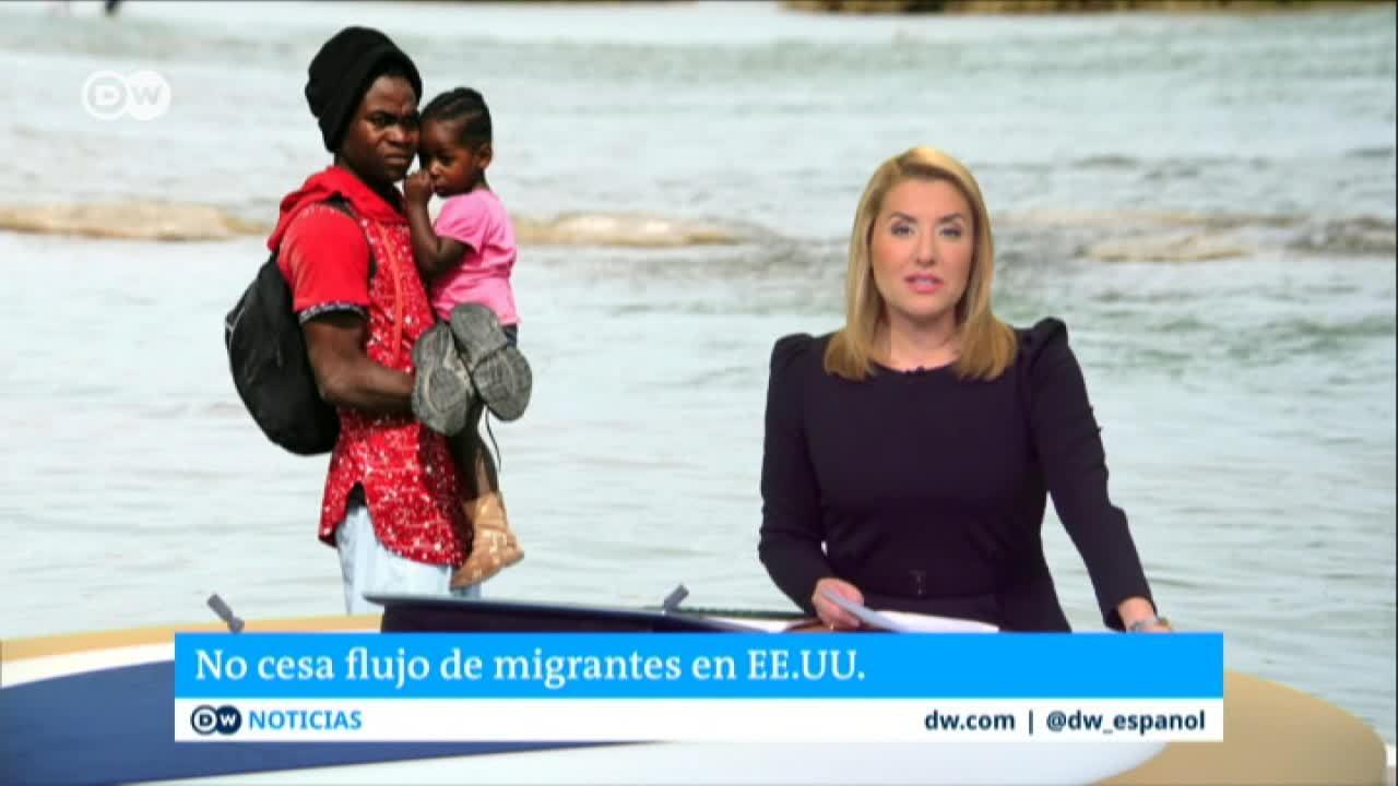 Liberación masiva de migrantes en la frontera