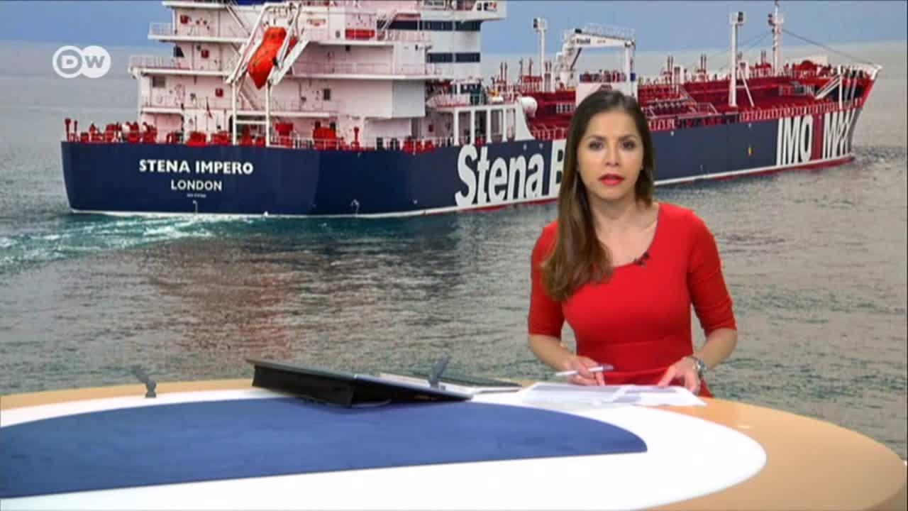 Londres confirma incautación de dos buques por parte de Irán