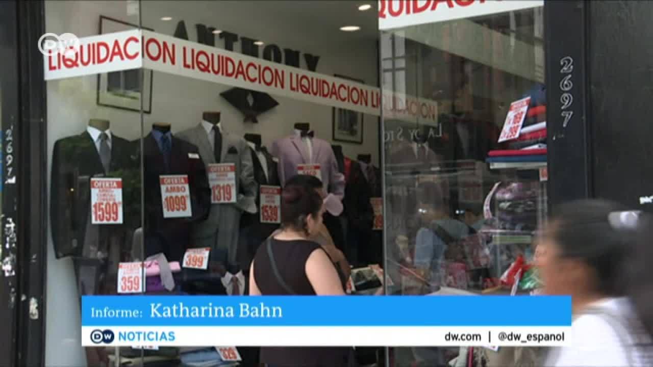 Los argentinos vadean contra la inflación