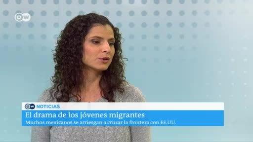 Los mexicanos que migran a Estados Unidos son cada vez más jóvenes