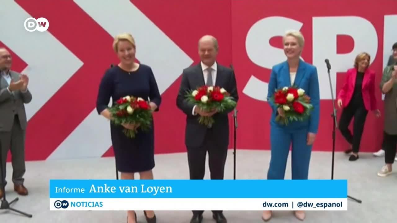 Los socialdemócratas superan a la CDU