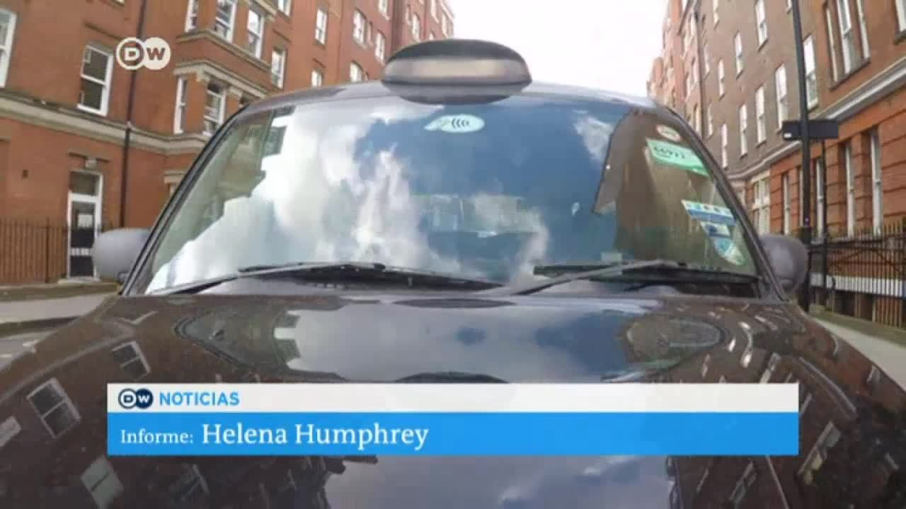 Los taxis negros de Londres, más ecológicos