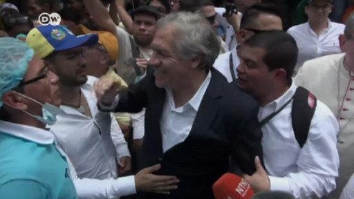 Luis Almagro visita Cúcuta