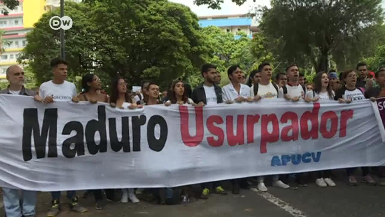 Maduro advierte sobre un