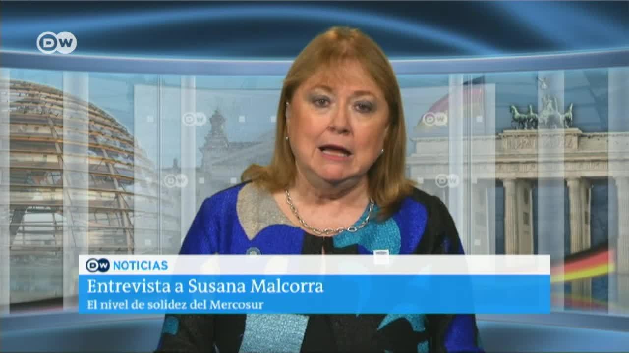 """Malcorra: """"Europa y Mercosur confirman su deseo de integración"""""""