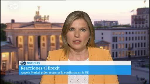 Mensaje de unidad de Merkel