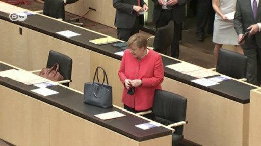Merkel y su controvertida política hacia China