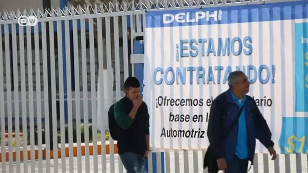México: las dudas en torno al TLCAN aleja a los inversores