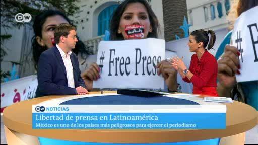 México, uno de los países más peligrosos para periodistas