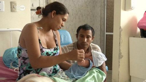 Migrantes venezolanos en Brasil y Perú