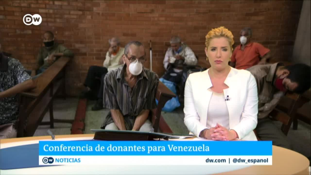 Millones de euros en favor de refugiados venezolanos