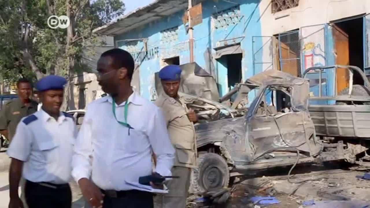 Muertos y heridos tras nuevo atentado en Somalia