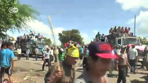Nicaragua: temor al Canal