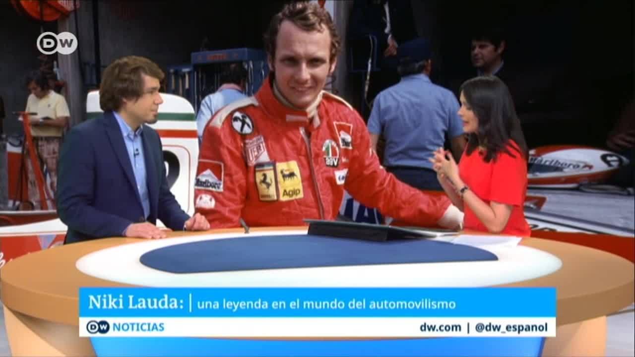 Niki Lauda dejó huella en la Fórmula 1