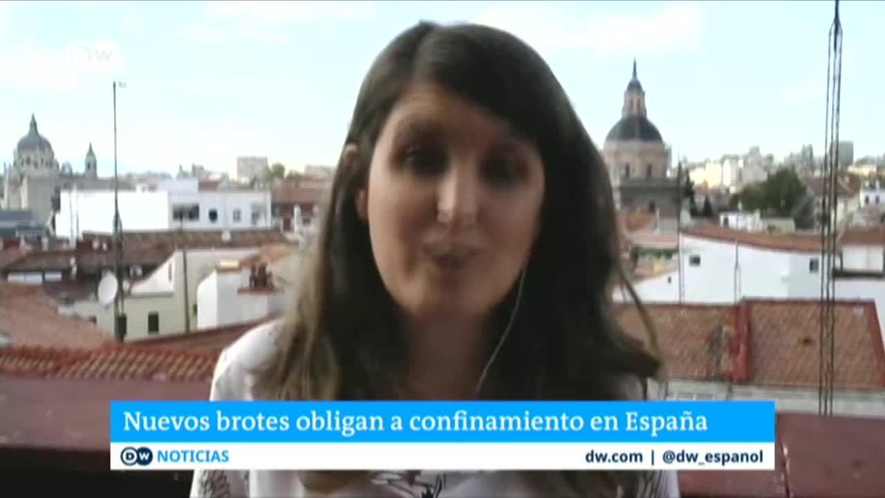 Nuevas cifras del coronavirus en España