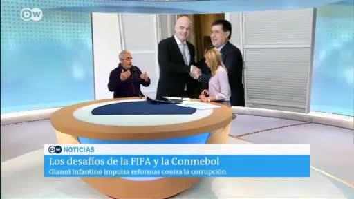 Nuevas estrategias contra corrupción en el fútbol