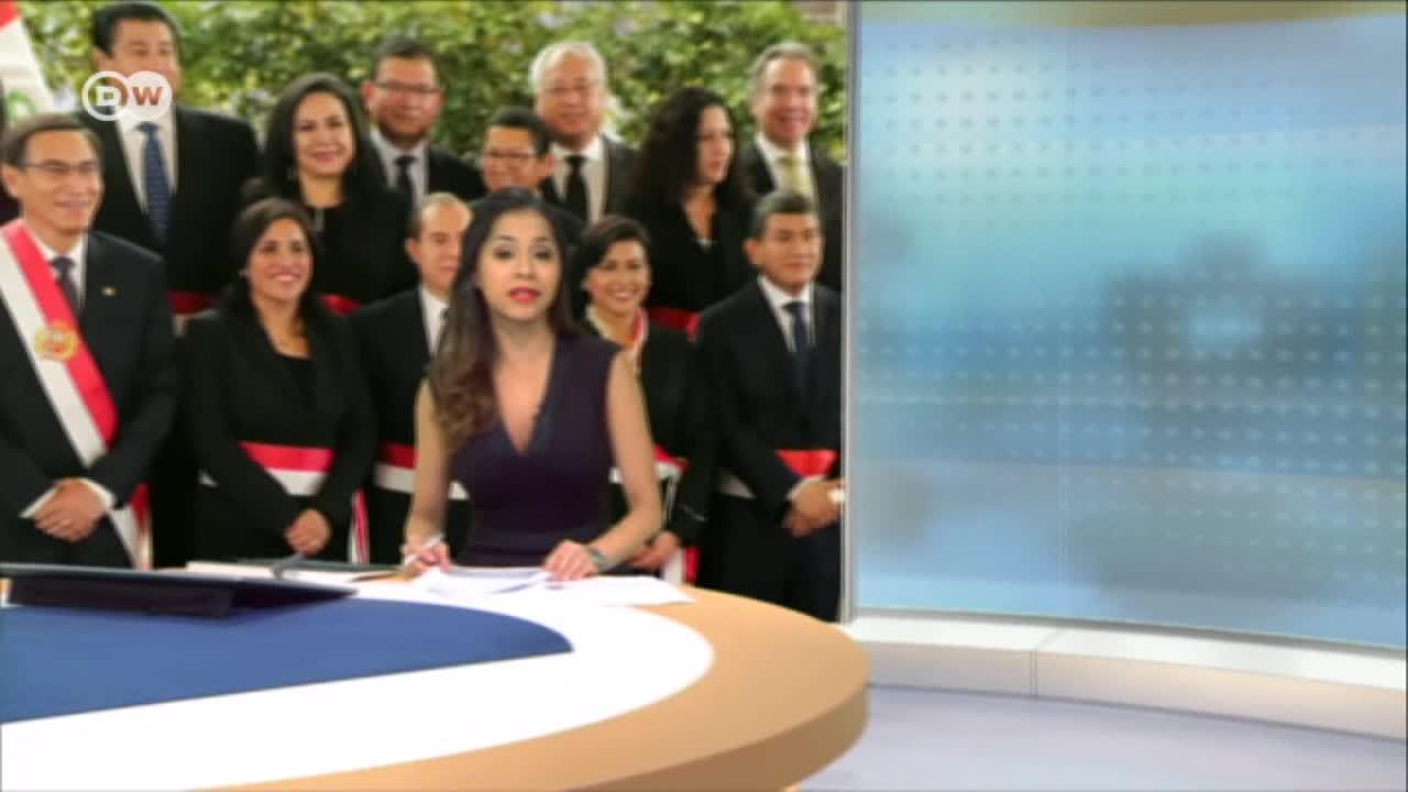 Nuevo gabinete en Perú