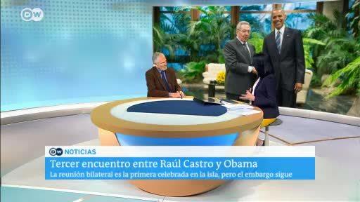 Obama hace historia con visita a Cuba