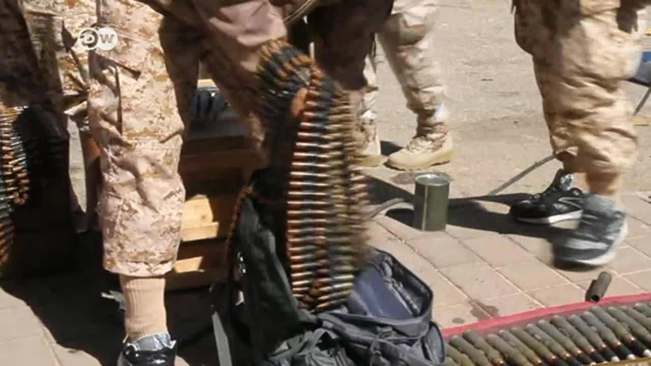 Ofensiva militar en Libia del mariscal Haftar