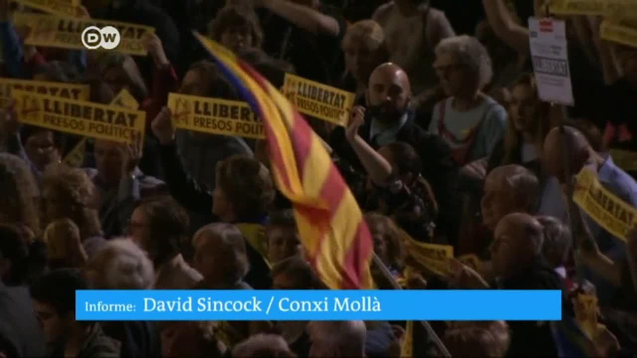 Orden de detención contra Puigdemont