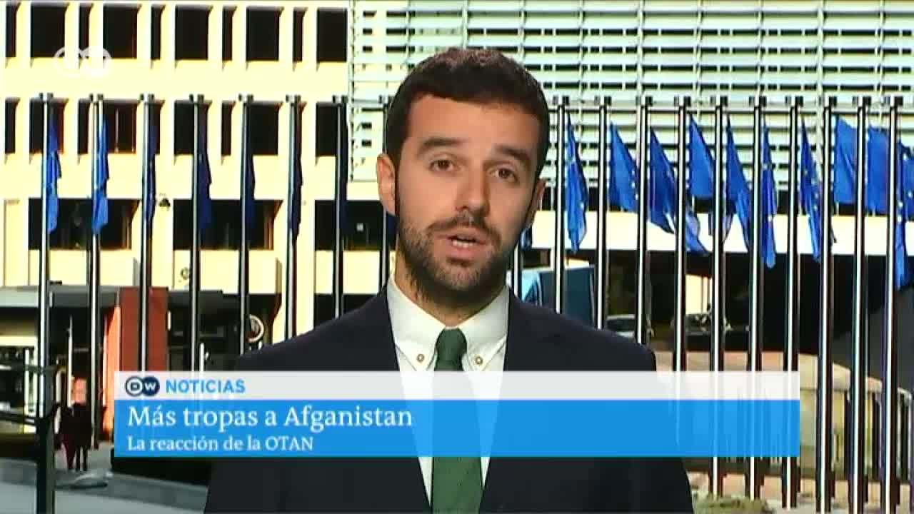 OTAN celebra aumento de tropas estadounidenses en Afganistán