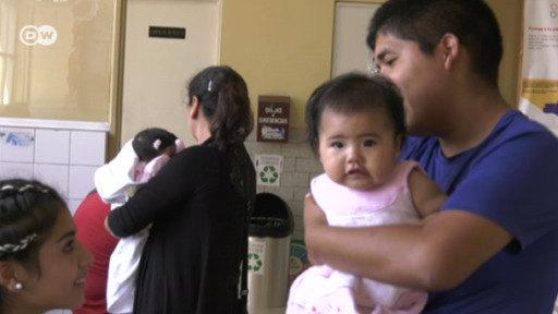 Perú, logros contra la desnutrición infantil