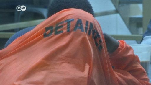 Polémica cárcel para inmigrantes en EE. UU.