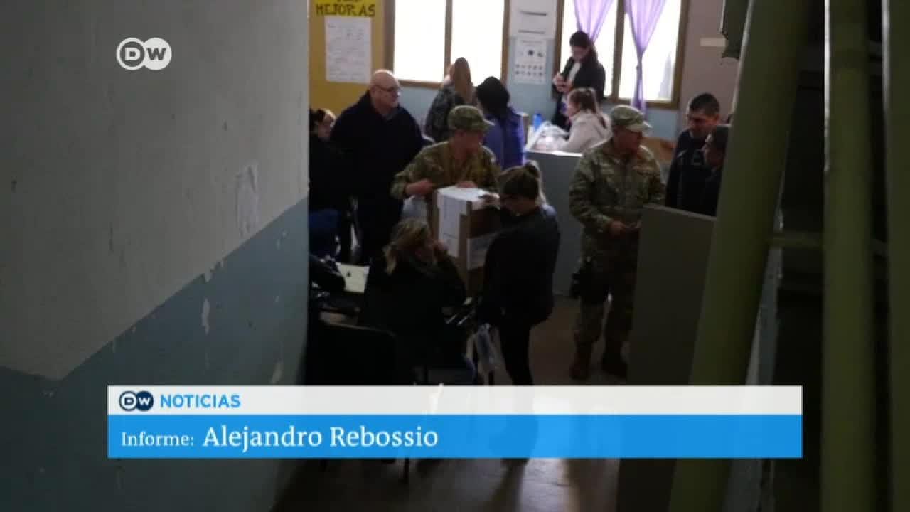 Primarias legislativas de Argentina