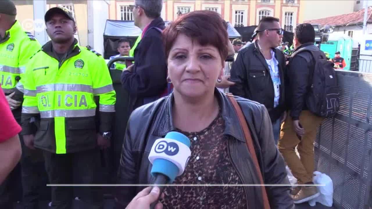 Primer acto de las FARC como partido político