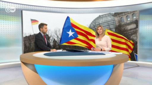 Puigdemont va a Berlín mientras se decide su futuro.