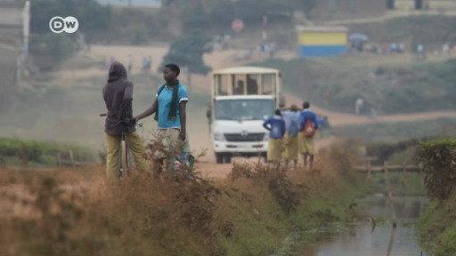 Reciclaje de residuos electrónicos en Ruanda